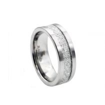 Men's Tungsten Band Ring